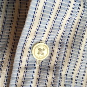 Michael Kors Shirts - Michael Kors Slim-Fit Button-Down Shirt